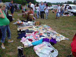 english boot sale in Surrey
